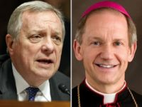 Illinois Bishop Bans Sen. Dick Durbin from Receiving Holy Communion over His Pro-Abortion Stance