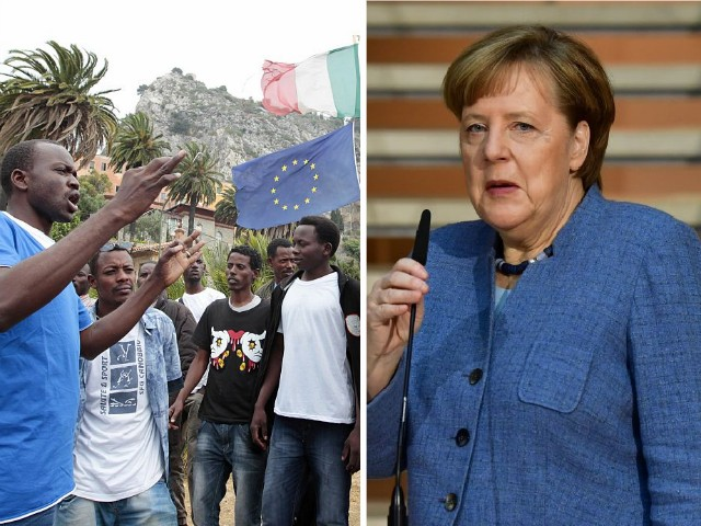 Merkel: EU Funds to Be Linked to Accepting Third World Migrants