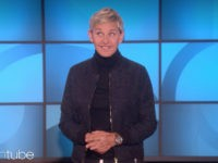 Ellen Slams Trump for Attacking Oprah: 'George Washington May Be the Father of Our Country But Oprah Is the Mother of Our Country'