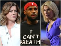 'Grey's Anatomy' Star Ellen Pompeo Challenges Laura Ingraham to Fight Over LeBron James Comments