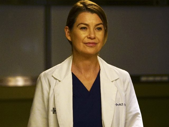 Ellen Pompeo in Grey's Anatomy (ABC, 2005)