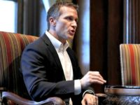 Eric Greitens, Republican Governor of Missouri, Indicted on Felony Count of Invasion of Privacy