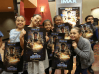 NFL, NBA Players Host Free Screenings of 'Black Panther'