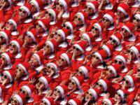 Getty Images NK Cheerleaders