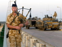 British Army Iraq