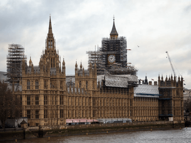 Palace of Westminster receives letter with white powder, officials say