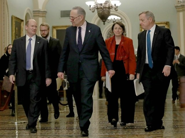 US Senate to Debate Trump-Style GOP Immigration Bill