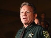 Report: Four of Sheriff Scott Israel's Deputies Waited Outside Douglas High During School Shooting