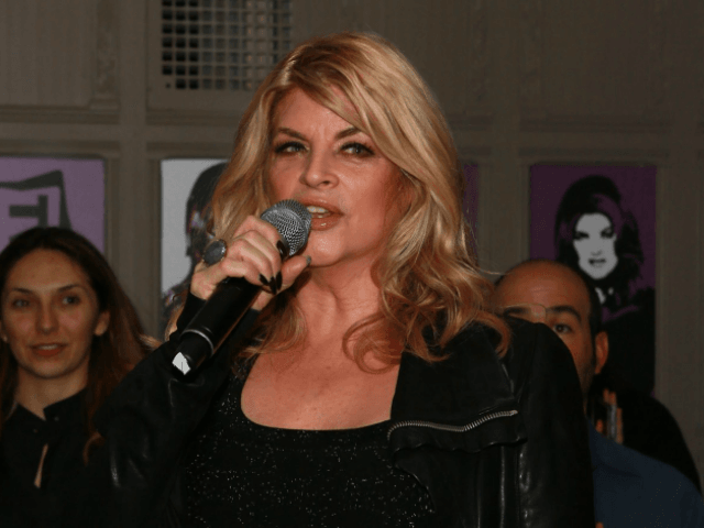 GettyImages Kirstie Alley