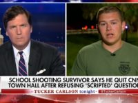 Marjory Stoneman Douglas High School's Colton Haab Explains CNN 'Script' Claim, Decision Not to Participate in Town Hall