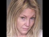 Heather Locklear Mugshot Ventura County Sheriff