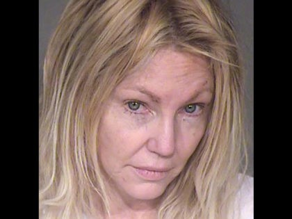 Heather Locklear Mugshot Ventura County Sheriff