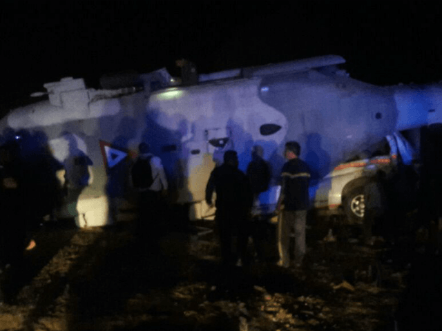 13 people killed after helicopter crashes in Mexico quake zone