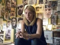 Claire Danes in Homeland (Showtime, 2011)