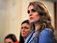 Hope Hicks Chip SomodevillaGetty Images