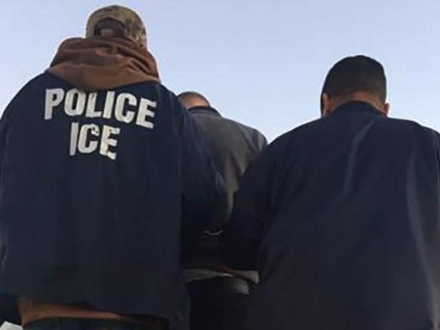 ICE officers remove criminal alien - ICE photo