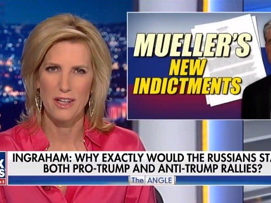 Laura Ingraham: Time for Mueller to Interview Hillary Clinton, John Kerry, Susan Rice, Ben Rhodes and maybe even Barack Obama | Breitbart