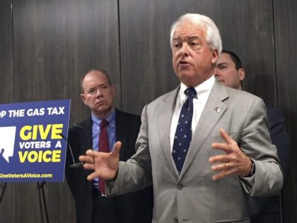 John Cox (Kathleen Ronayne / Associated Press)