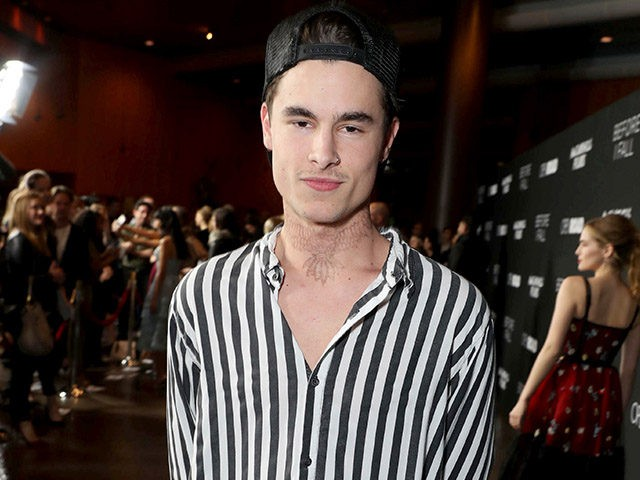 "Kian Lawley seen at Open Road Films and Awesomeness Films Los Angeles Premiere of ""Before I Fall"" at Directors Guild of America on Wednesday, March 1, 2017, in Los Angeles. (Photo by Eric Charbonneau/Invision for Open Road Films/AP Images)"