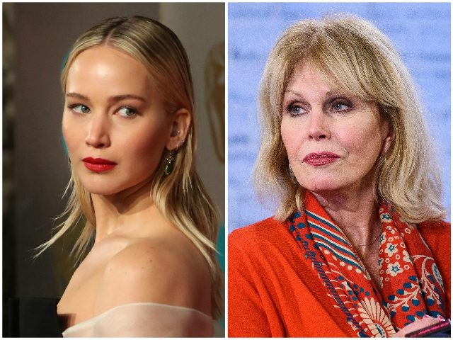 BAFTAs: Jennifer Lawrence Blasted for 'Rudeness' Toward Host Joanna Lumley