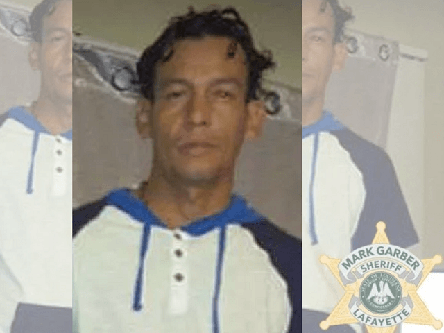 Marco Antonio - Lafayette Parish Sheriff's Office