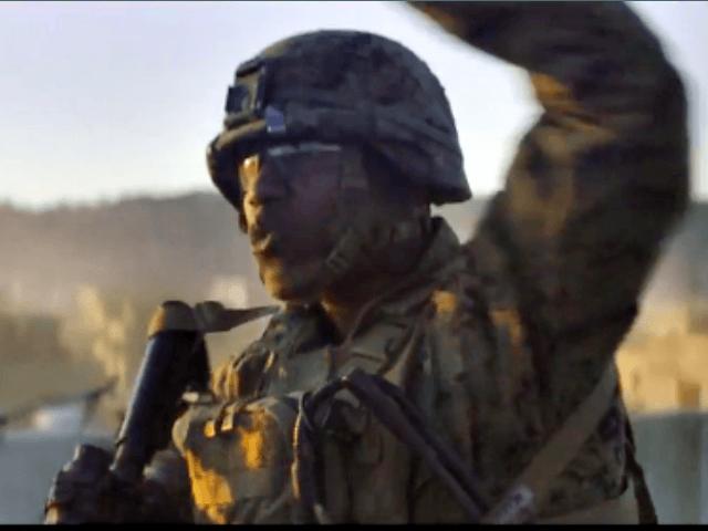 Marine Recruitment Ad