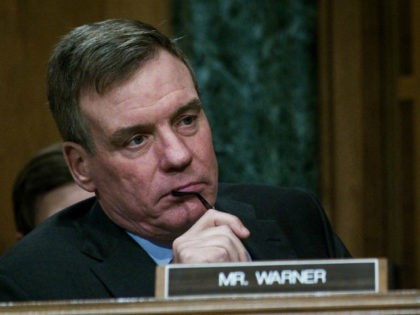 Dem Sen Warner: Trump Administration's Lack of Focus on Election Security an 'Embarrassment'