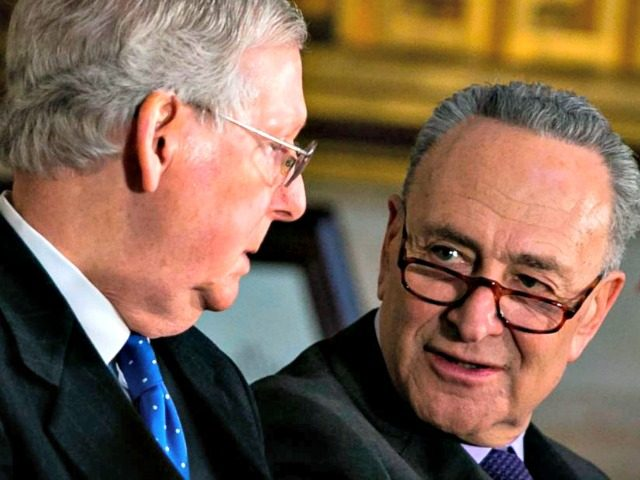 McConnell Bows to Schumer