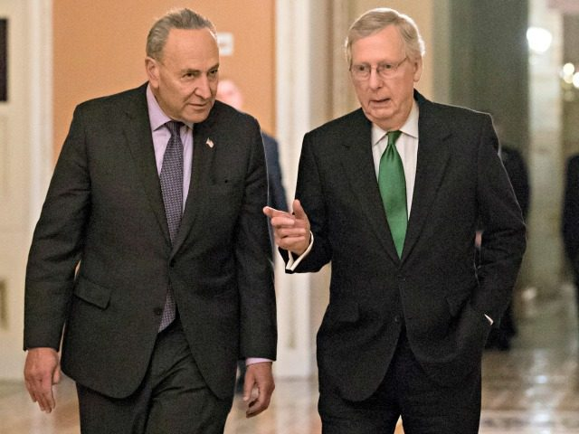 Senate announces two-year budget deal but House could stall over Dreamers