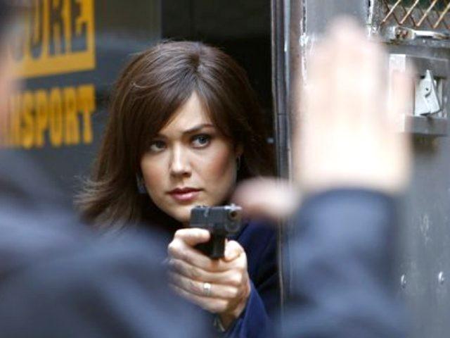 Megan Boone in The Blacklist (NBC, 2013)