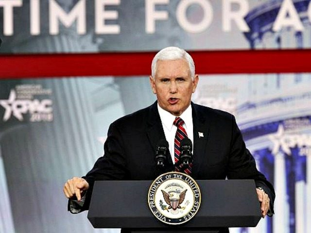 Mike Pence, CPAC 2018