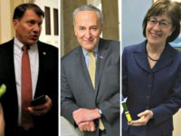 Mike Rounds,Schumer, Susan Collins