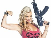 Conservative Actress Mindy Robinson