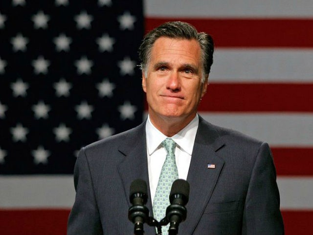 Mitt Romney reportedly announcing run for US Senate on Thursday