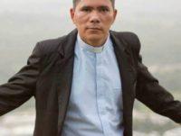 Murdered Priest