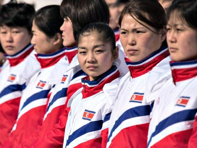 N. Korean Olympics