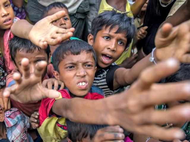 Needy Refugees