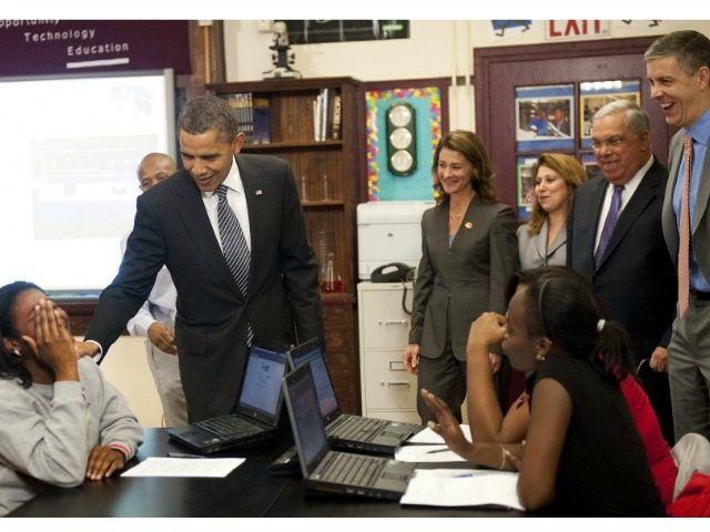 Obama PROMISE School Discipline