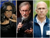 Oprah Winfrey, Steven Spielberg, Jeffrey Katzenberg Donate $500K to Student March for Gun Control