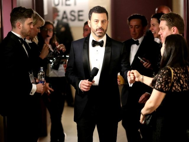 Jimmy Kimmel jokes about envelope issues at Oscars