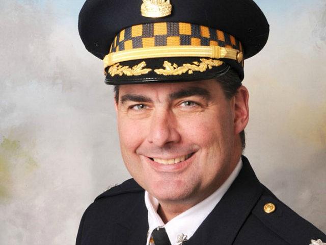 Chicago Police Cmdr. Paul Bauer