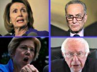 Pelosi, Schumer, Sanders, Warren hate tax cuts