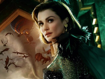Rachel Weisz Oz Warner Bros.