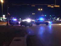 Richardson Police Shooting Scene