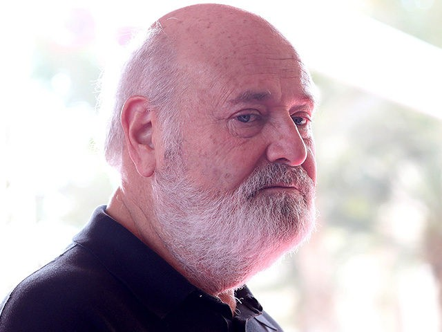 DUBAI, UNITED ARAB EMIRATES - DECEMBER 09: Director Rob Reiner attends the 'Shock and Awe' red carpet on day four of the 14th annual Dubai International Film Festival held at the Madinat Jumeriah Complex on December 9, 2017 in Dubai, United Arab Emirates. (Photo by Vittorio Zunino Celotto/Getty Images for DIFF)