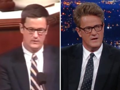 The Evolution of Joe Scarborough — From Gun Nut to Gun Grabber