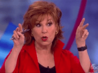 Joy Behar: GOP Not Going to Back Trump, 'He's Like a Trapped Rat'