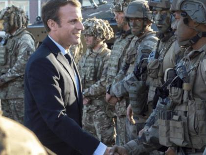 Macron / French Army