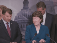 Watch GOP Sen. Collins Defend 'Prioritization Amnesty' Plan