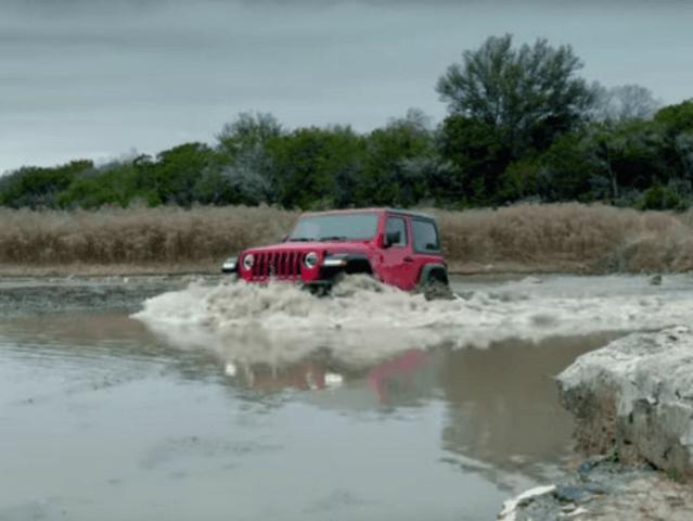Screenshot Jeep